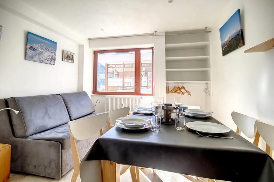 Wynajem na narty Apartament 2 pokojowy 5 osób (A3) - La Résidence les Lauzes - Les Menuires - Łóżkami piętrowymi