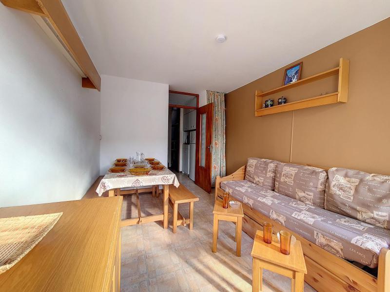 Wynajem na narty Apartament duplex 2 pokojowy 6 osób (C8) - La Résidence les Lauzes - Les Menuires - Łazienka