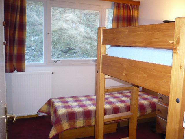 Location au ski Appartement duplex 2 pièces 5 personnes (C4) - La Residence Les Lauzes - Les Menuires - Lits superposés