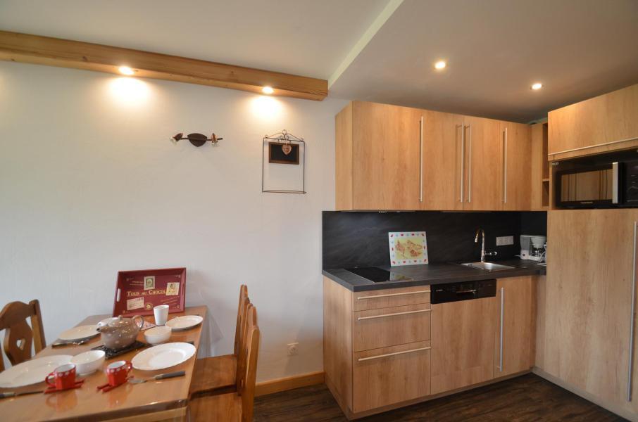 Wynajem na narty Apartament 2 pokojowy 4 osób (312) - La Résidence les Soldanelles - Les Menuires