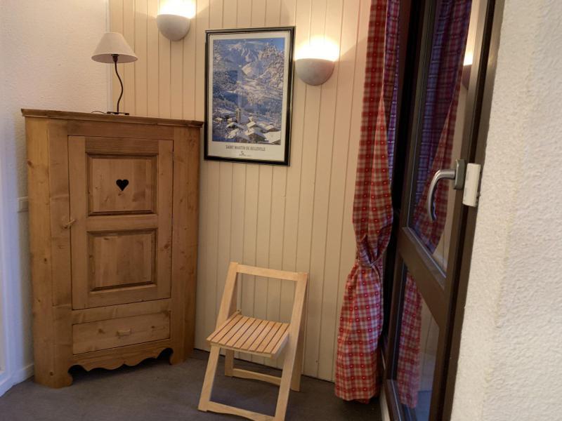 Wynajem na narty Studio 2 osoby (217) - La Résidence les Soldanelles - Les Menuires