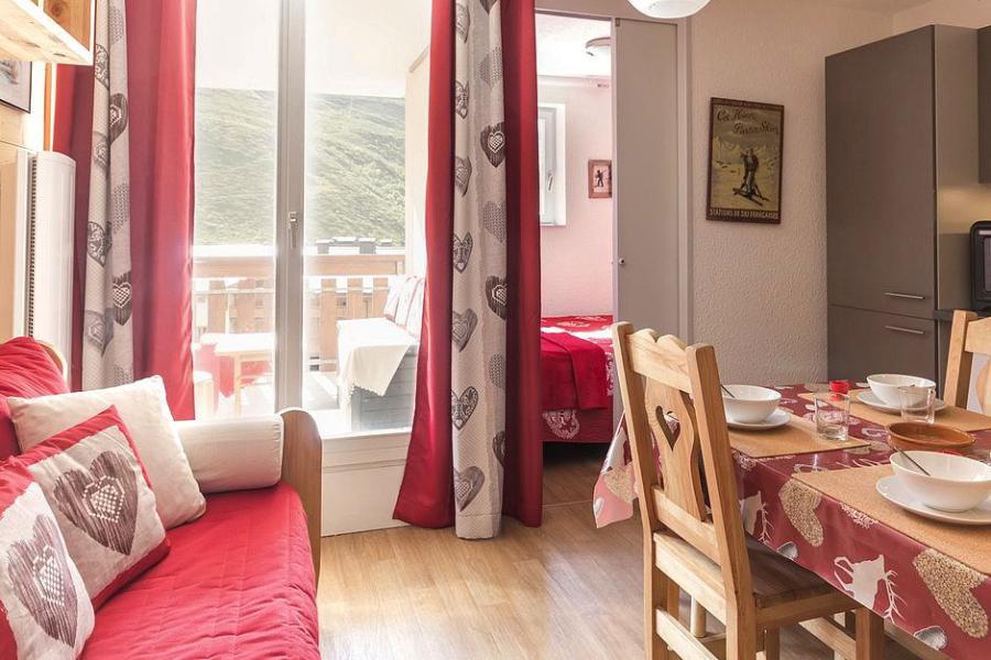 Soggiorno sugli sci Appartamento 2 stanze con alcova per 4 persone (2102) - La Résidence Ski Soleil - Les Menuires