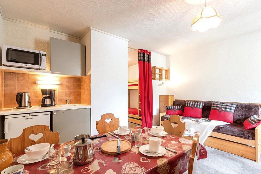 Soggiorno sugli sci Appartamento 2 stanze con alcova per 4 persone (1108) - La Résidence Ski Soleil - Les Menuires
