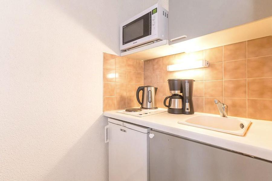 Soggiorno sugli sci Appartamento 2 stanze con alcova per 4 persone (1108) - La Résidence Ski Soleil - Les Menuires - Cucinino
