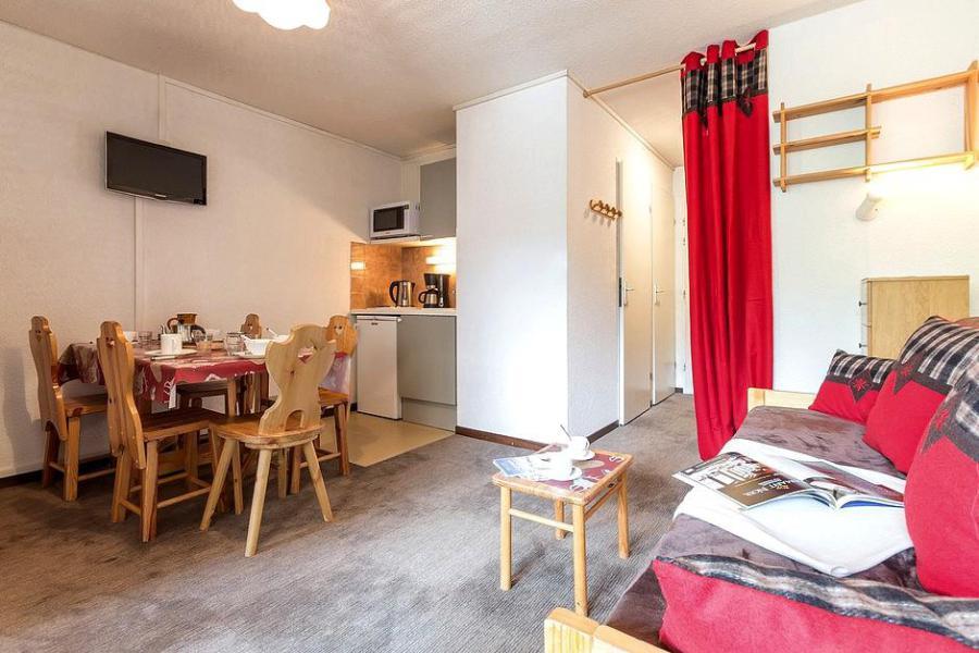 Soggiorno sugli sci Appartamento 2 stanze con alcova per 4 persone (1108) - La Résidence Ski Soleil - Les Menuires - Soggiorno
