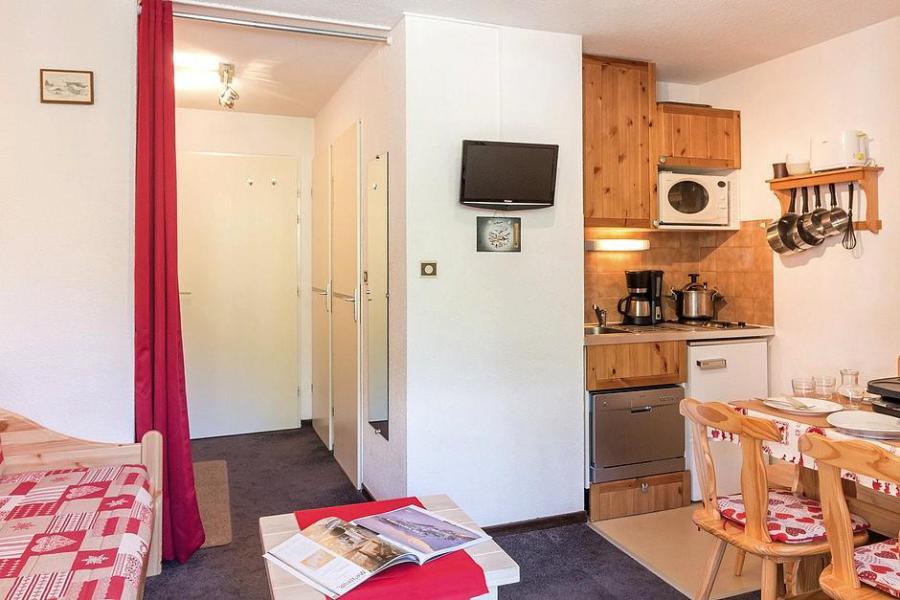 Soggiorno sugli sci Appartamento 2 stanze con alcova per 5 persone (1111) - La Résidence Ski Soleil - Les Menuires - Cucinino