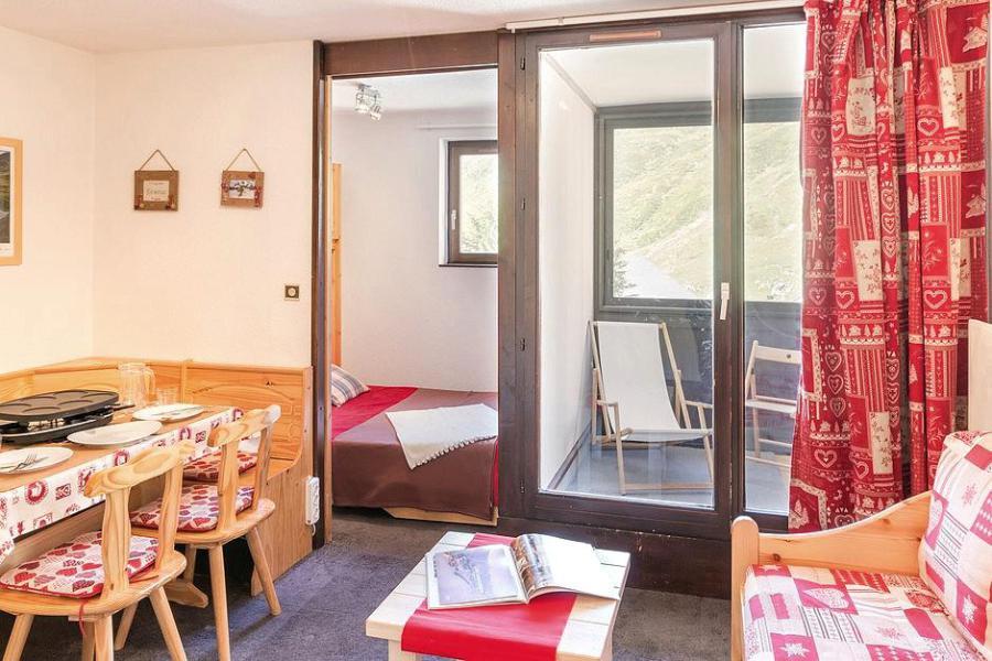 Soggiorno sugli sci Appartamento 2 stanze con alcova per 5 persone (1111) - La Résidence Ski Soleil - Les Menuires - Stanza per gli sci