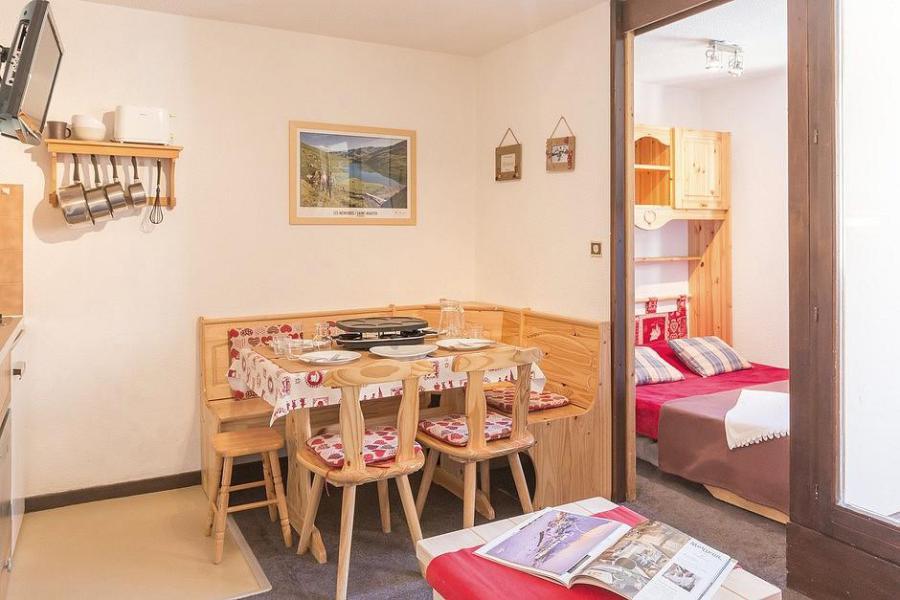 Soggiorno sugli sci Appartamento 2 stanze con alcova per 5 persone (1111) - La Résidence Ski Soleil - Les Menuires - Tavolo