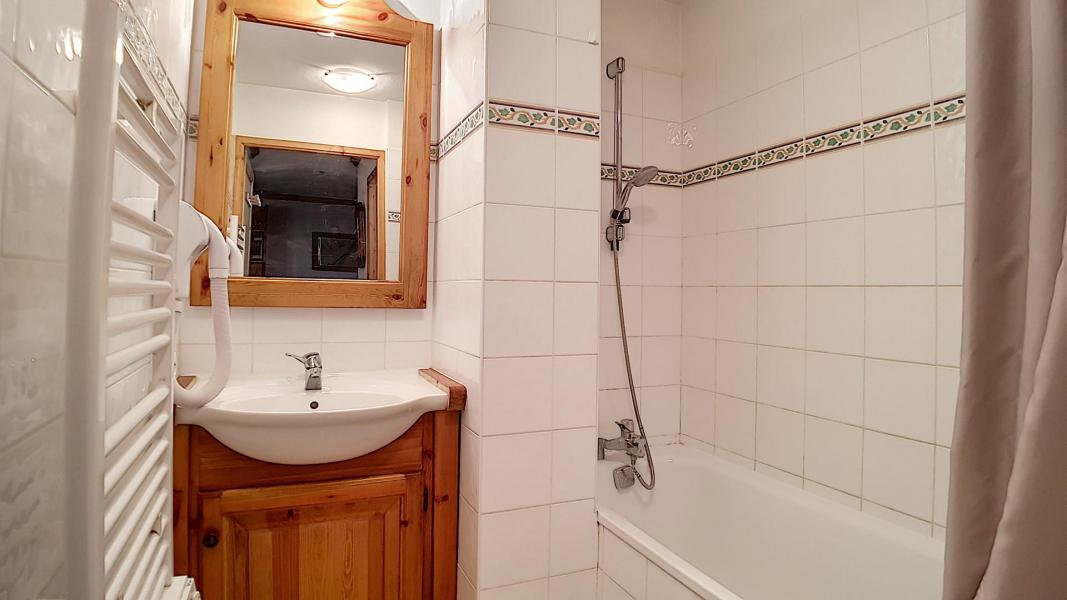 Skiverleih 3-Zimmer-Appartment für 6 Personen (1) - Le Hameau de la Sapinière - Chalet Cembro - Les Menuires