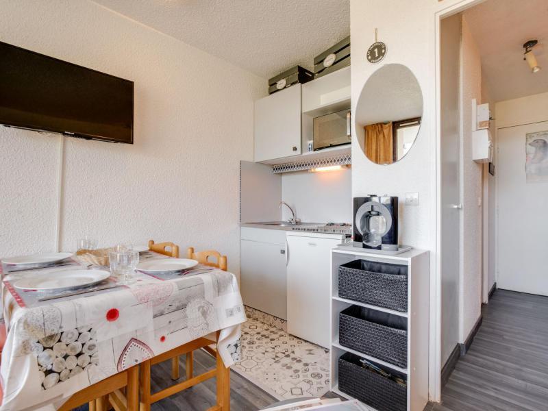 Rent in ski resort 1 room apartment 4 people (4) - Le Médian - Les Menuires - Apartment