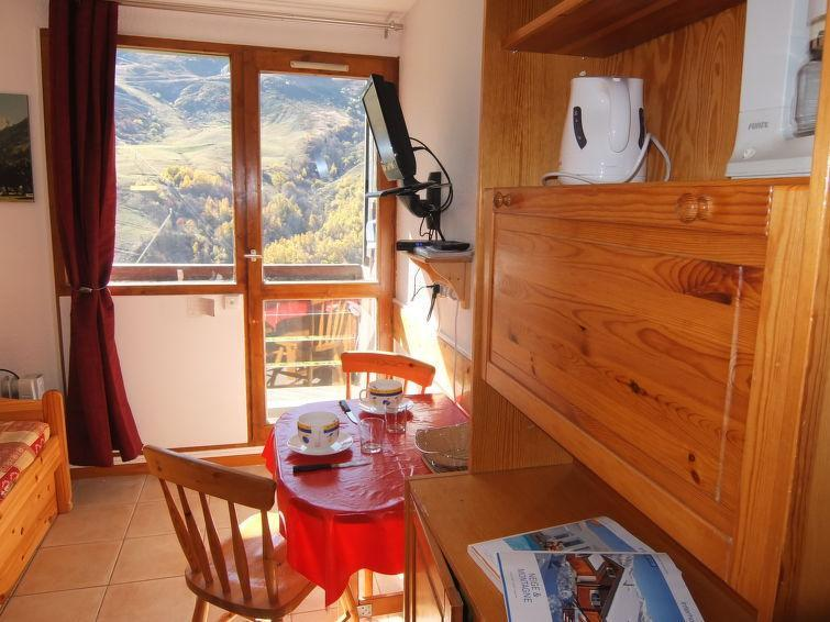 Rent in ski resort 1 room apartment 3 people (1) - Le Sarvan - Les Menuires - Apartment