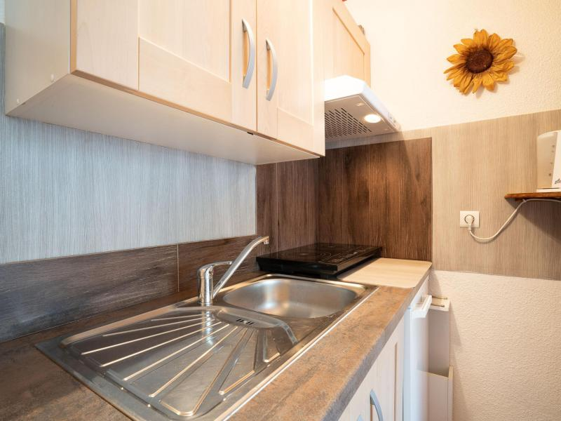 Rent in ski resort 1 room apartment 3 people (3) - Le Sarvan - Les Menuires - Apartment