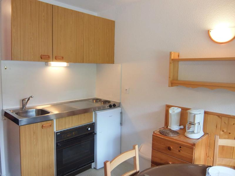 Rent in ski resort 1 room apartment 4 people (9) - Le Sarvan - Les Menuires - Apartment