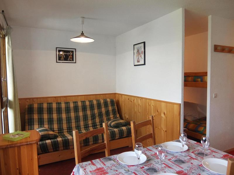 Rent in ski resort 1 room apartment 4 people (10) - Le Sarvan - Les Menuires