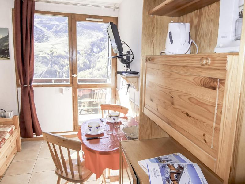 Rent in ski resort 1 room apartment 3 people (1) - Le Sarvan - Les Menuires