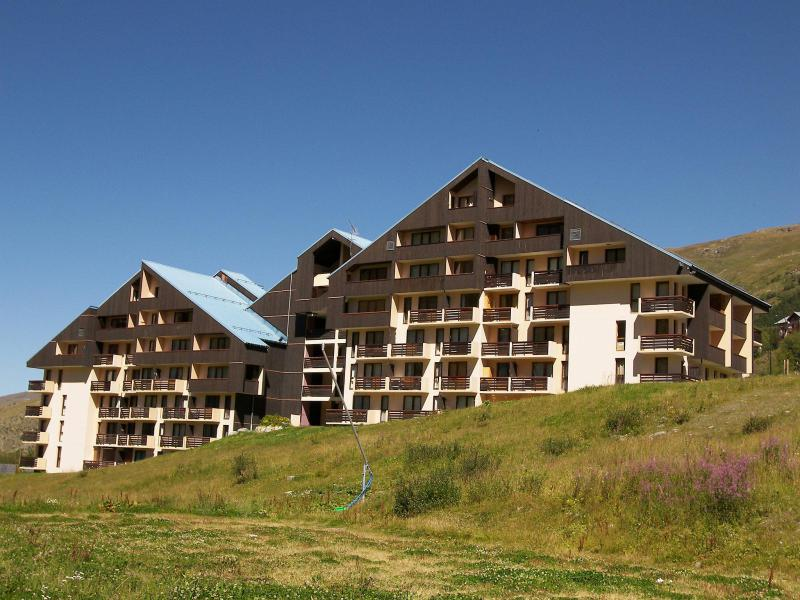 Rent in ski resort Le Sarvan - Les Menuires