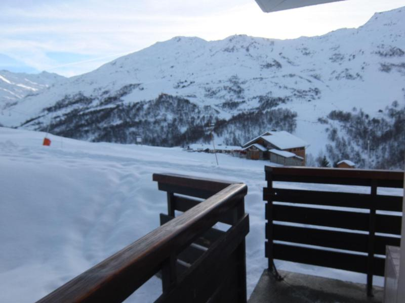 Rent in ski resort 1 room apartment 4 people (14) - Le Sarvan - Les Menuires