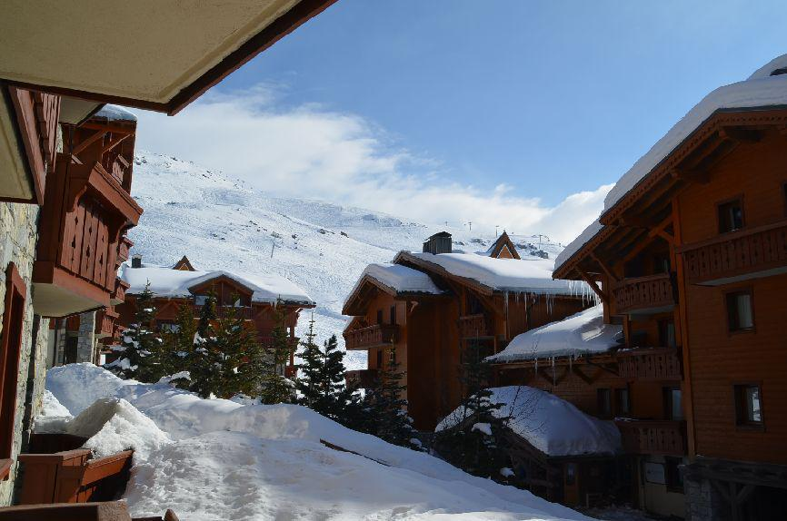 Skiverleih Les Alpages de Reberty - Les Menuires