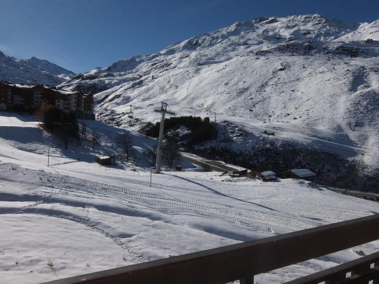 Alquiler al esquí Apartamento 2 piezas para 6 personas (1) - Les Asters - Les Menuires - Apartamento