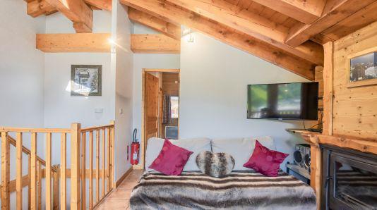 Skiverleih Duplex Wohnung 7 Zimmer 12 Personnen (Jasmine) - Les Chalets de Bettaix - Les Menuires