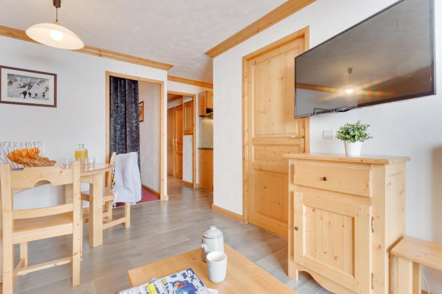 Location au ski Appartement 2 pièces alcôve 4 personnes - Les Chalets de l'Adonis - Les Menuires