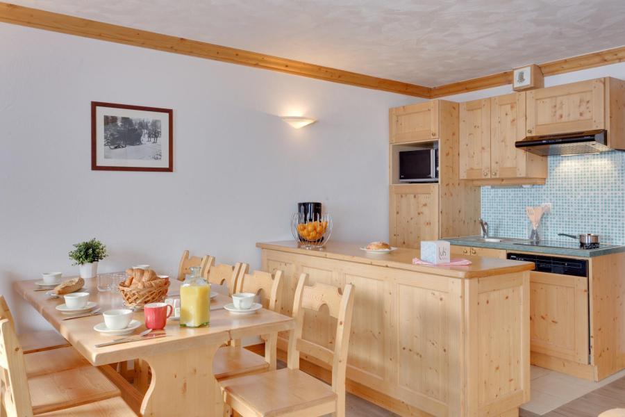 Location au ski Les Chalets de l'Adonis - Les Menuires
