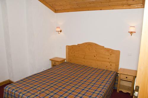 Location au ski Les Chalets De L'adonis - Les Menuires - Chambre