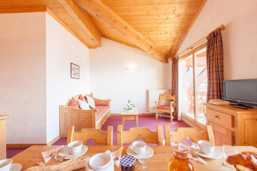 Location au ski Les Chalets de l'Adonis - Les Menuires - Tv