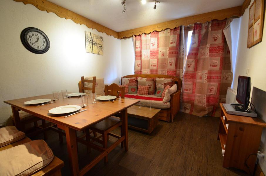 Skiverleih 2-Zimmer-Holzhütte für 4 Personen (202) - Les Côtes d'Or Chalet Argentière - Les Menuires - Appartement