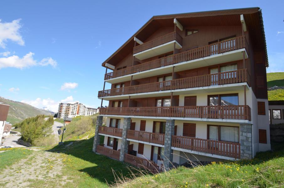 Location au ski Les Côtes d'Or Chalet Argentière - Les Menuires