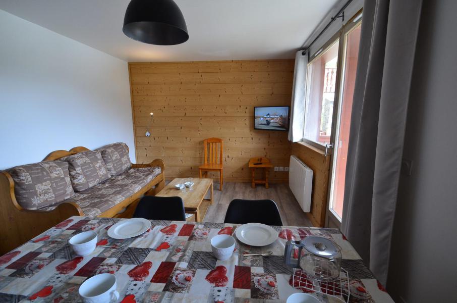 Skiverleih 3 Zimmer Appartement für 4-6 Personen (303) - Les Côtes d'Or Chalet Argentière - Les Menuires
