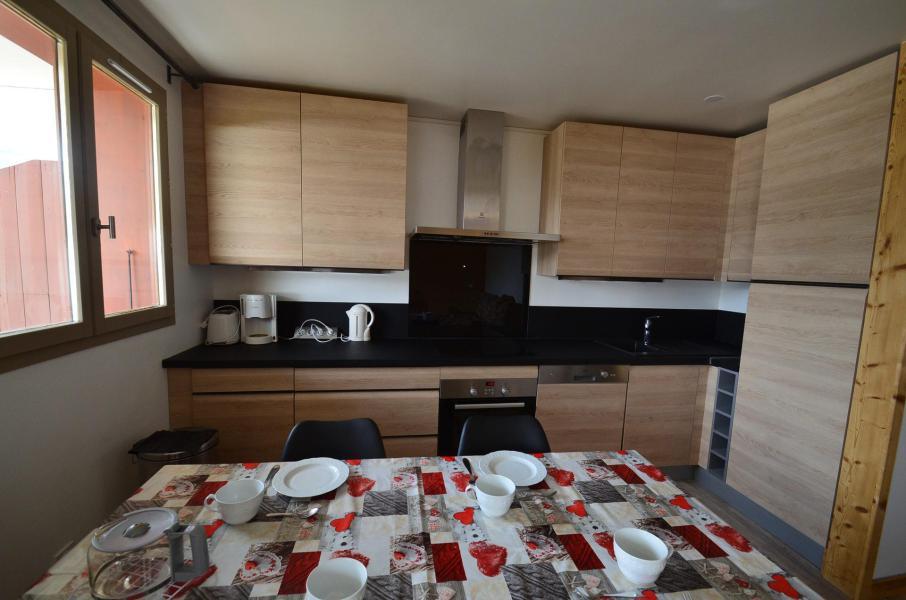 Location au ski Appartement 3 pièces 4-6 personnes (303) - Les Côtes d'Or Chalet Argentière - Les Menuires