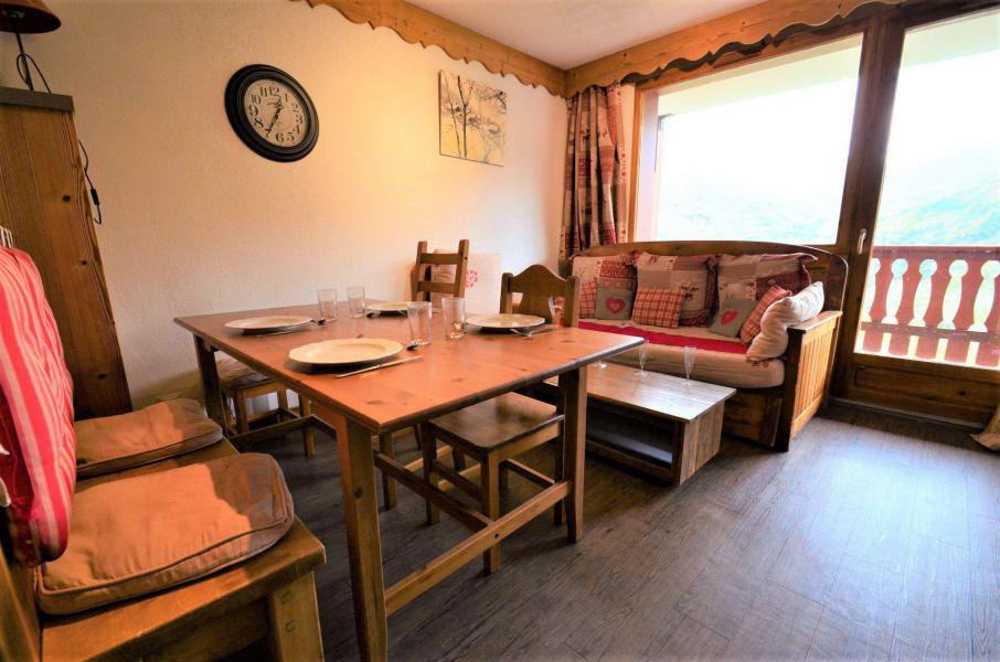 Skiverleih 2-Zimmer-Holzhütte für 4 Personen (202) - Les Côtes d'Or Chalet Argentière - Les Menuires