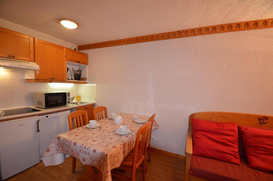 Location au ski Appartement 2 pièces cabine 2-4 personnes (002) - Les Côtes d'Or Chalet Argentière - Les Menuires