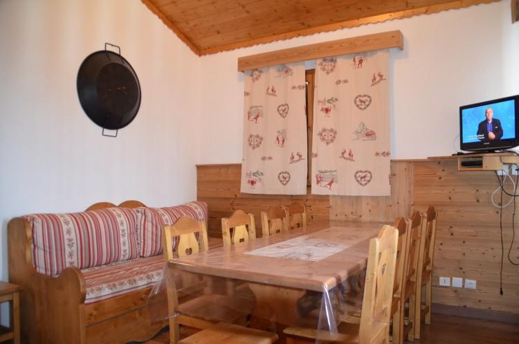 Location au ski Appartement duplex 5 pièces 6-8 personnes (403) - Les Côtes d'Or Chalet Bossons - Les Menuires