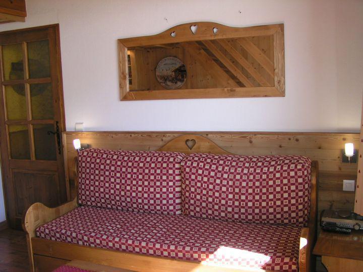 Location au ski Appartement 4 pièces 6 personnes (404) - Les Côtes d'Or Chalet Bossons - Les Menuires