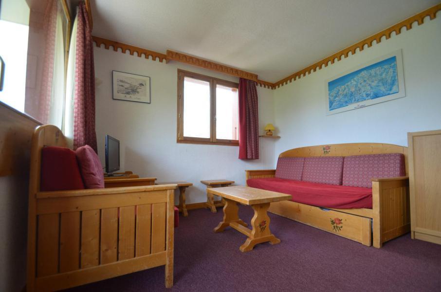 Location au ski Appartement 3 pièces 6-8 personnes (301) - Les Côtes d'Or Chalet Bossons - Les Menuires - Séjour