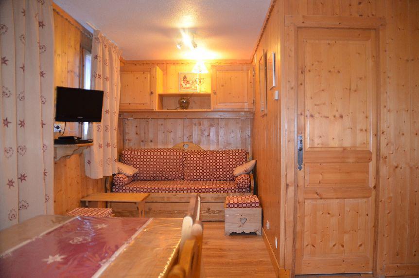 Location au ski Appartement 2 pièces cabine 4 personnes (322) - Les Côtes d'Or Chalet Courmayeur - Les Menuires