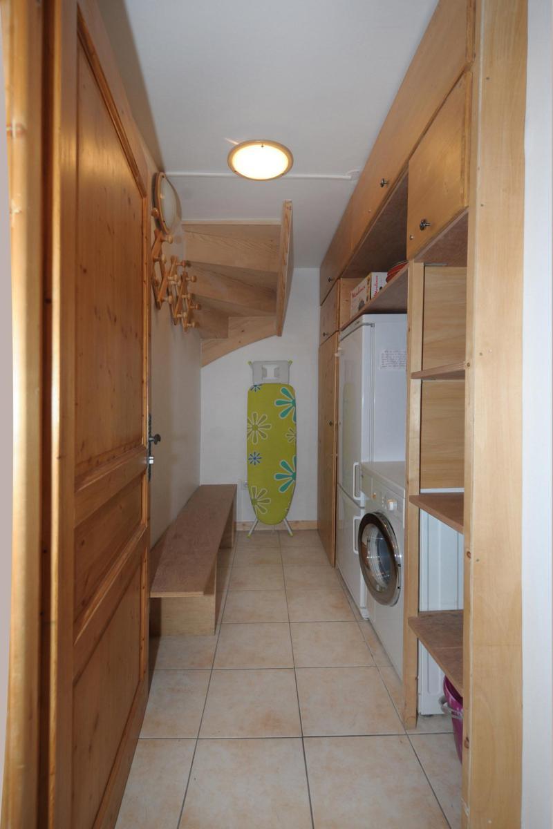 Skiverleih 4 Zimmer Maisonettewohnung für 8-10 Personen (342) - Les Côtes d'Or Chalet Courmayeur - Les Menuires