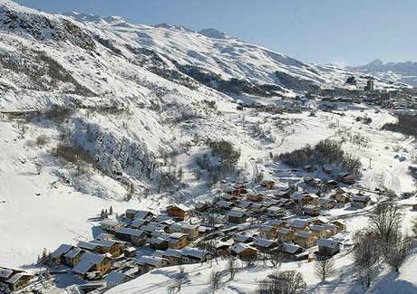 Location au ski Maison Le Ty Helemoni - Les Menuires