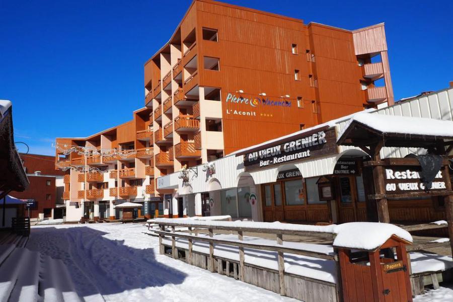 Location au ski Résidence Aconit - Les Menuires