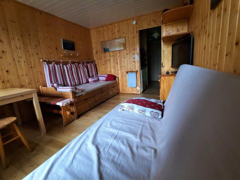 Location au ski Studio 3 personnes (702) - Résidence Alpages - Les Menuires