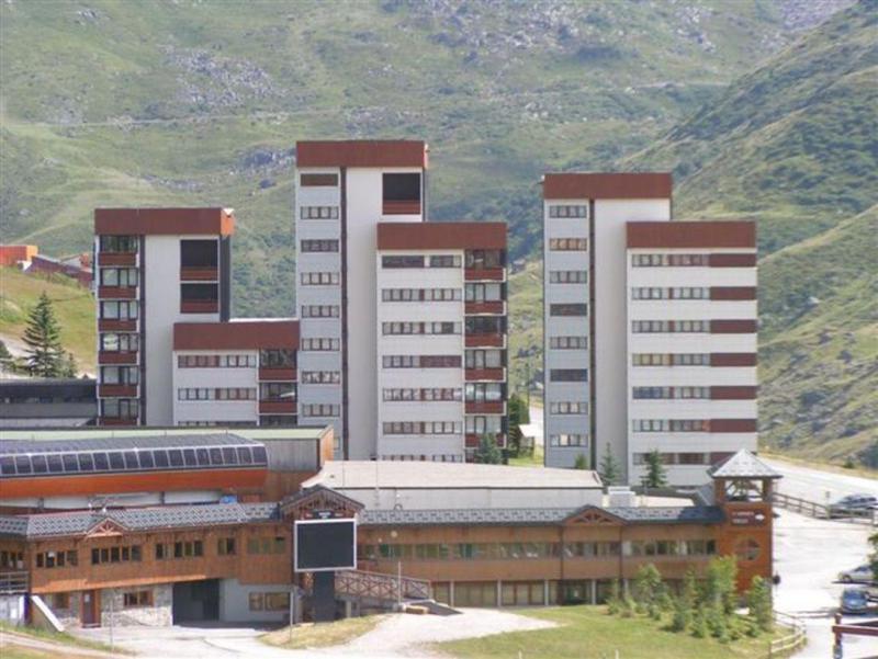 Location au ski Residence Alpages - Les Menuires