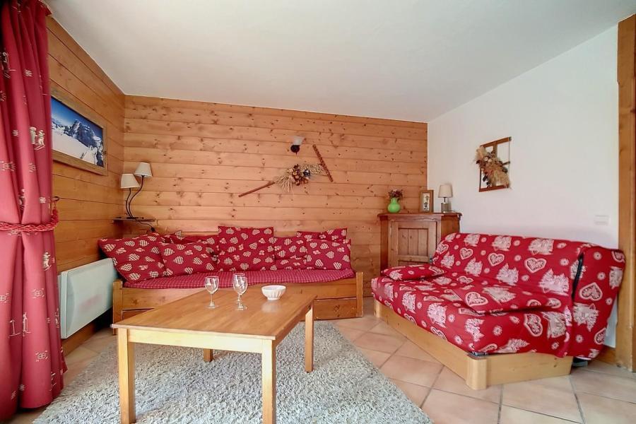Wynajem na narty Apartament 3 pokojowy 6 osób (0002) - Résidence Ancolie - Les Menuires