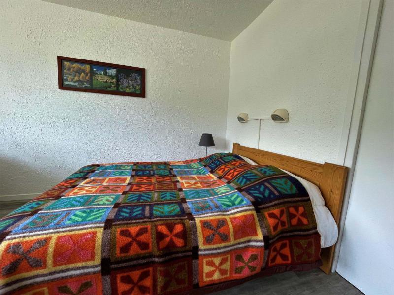 Vacances en montagne Appartement 2 pièces 6 personnes (318) - Résidence Aravis - Les Menuires - Extérieur hiver