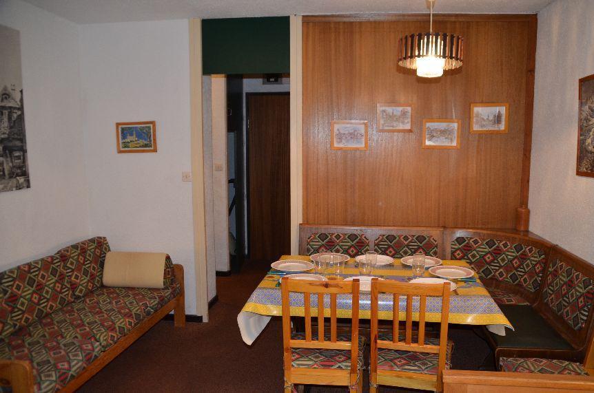 Location au ski Appartement 2 pièces 6 personnes (719) - Résidence Aravis - Les Menuires