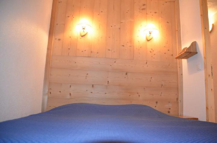Location au ski Studio 4 personnes (24) - Residence Beaufortain - Les Menuires - Extérieur hiver