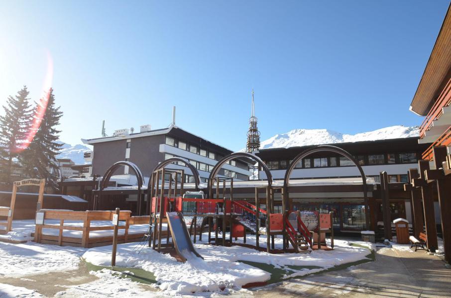 Location au ski Residence Beaufortain - Les Menuires