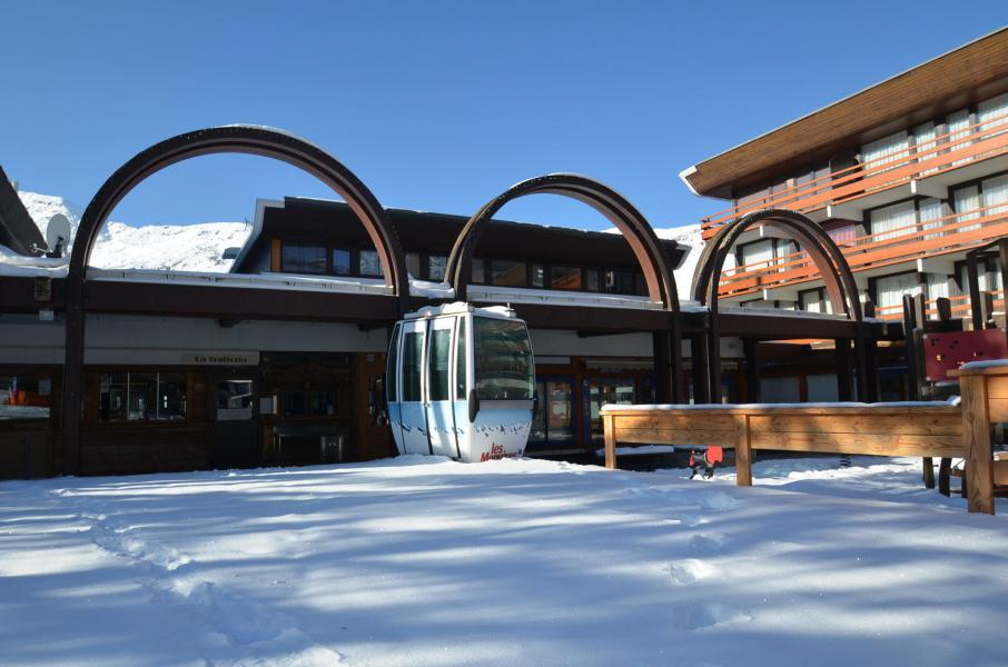 Location au ski Résidence Beaufortain - Les Menuires