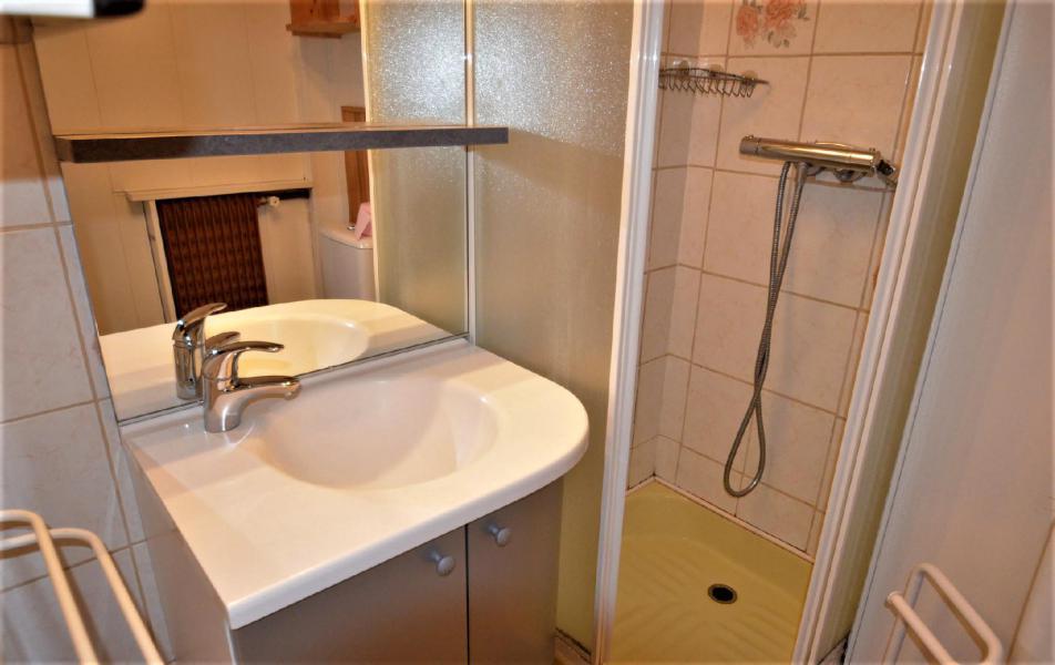 Location au ski Studio 4 personnes (14) - Résidence Beaufortain - Les Menuires - Appartement